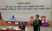 Tuần lễ cấp cao APEC Việt Nam 2017: Cơ hội cho DN Việt Nam xúc tiến đầu tư, thương mại