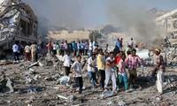 Somalia - Đánh bom khủng bố kép đẫm máu
