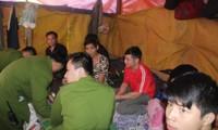 Lâm Đồng: Đột kích khu vực khai thác quặng thiếc trái phép quy mô lớn