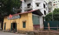 Quận Bắc Từ Liêm, Hà Nội: Vì sao Nhà văn hóa vẫn tồn tại giữa đường?