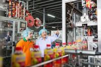 Tân Hiệp Phát vinh danh trong Top 10 Công ty uy tín ngành thực phẩm đồ uống năm 2017