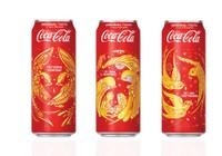 """Coca- Cola với mẫu thiết kế độc đáo đón """"Tết của yêu thương"""""""