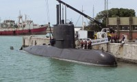 Argentina tăng cường tìm kiếm tàu ngầm mất tích
