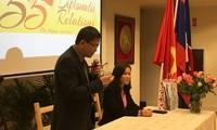 Kỷ niệm 55 năm quan hệ ngoại giao Việt Nam – Lào tại Hà Lan