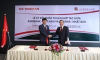 Agribank: Đưa máy nông cụ Nhật đến tay nông dân Việt