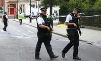 Các vụ tấn công bằng axit tăng vọt ở London
