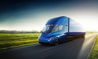 Canada tiên phong với xe tải tự hành