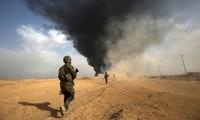 Iraq duyệt binh mừng chiến thắng trước IS