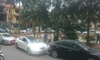 Hà Nội: Lùm xùm việc trông giữ xe tại chung cư 151 A Nguyễn Đức Cảnh