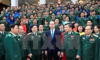 Chủ tịch nước: Không để phức tạp tình hình khu vực biên giới