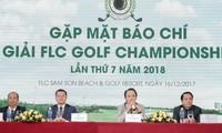 Sắp diễn ra giải đấu thường niên FLC Golf Championship 2018