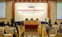 Đại hội cổ đông Thaco: Thông qua kế hoạch chi 4.600 tỷ đồng đầu tư trong năm 2018