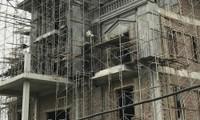 Vi phạm TTXD của Cty CP Đầu tư xây dựng Trung Việt: Cần có biện pháp xử lý nghiêm khắc