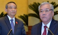Tuần sau, Quốc hội xem xét về 2 nhân sự lãnh đạo cấp cao