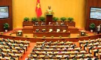 Thông cáo số 9 của Kỳ họp thứ 4 Quốc hội khóa XIV