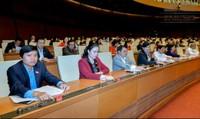 Đồng thuận cao, Quốc hội thống nhất thông qua Luật Quản lý nợ công (sửa đổi)