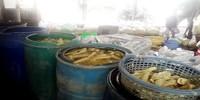 TP.HCM: Phát hiện hàng loạt cơ sở ngâm măng với hóa chất công nghiệp