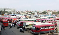 Hà Nội kiến nghị điều chỉnh nhiều tuyến vận tải khách liên tỉnh để giảm ùn tắc