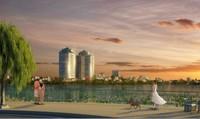 Hồ nước tự nhiên nâng tầm cuộc sống cho dân cư đô thị