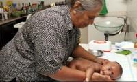 Kỳ diệu chăm sóc hậu sản bằng thảo mộc ở Ấn Độ