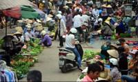 Hà Nội sắp giải tỏa hết chợ cóc, chợ tạm