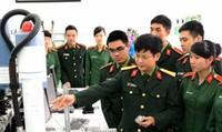 Giáo dục đào tạo trong quân đội: Đẩy mạnh cách mạng 4.0 và nâng cao chất lượng môn ngoại ngữ