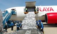 ASEAN chuyển hàng trị giá trên 174.000 USD viện trợ người dân bị lũ lụt