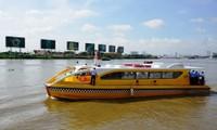TP Hồ Chí Minh: Ngày 25/11 sẽ khai thác tuyến buýt sông đầu tiên