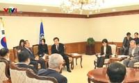 Việt Nam – Hàn Quốc phấn đấu nâng kim ngạch thương mại 100 tỷ USD