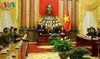 Tri ân các công dân Lào có công với cách mạng Việt Nam