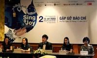 """Hơn 350 nghệ sỹ tham gia đêm nhạc """"Vui ca - Sing For Joy 2017"""""""