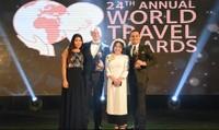 Những giải thưởng cao quý nhất của World Travel Awards 2017 dồn dập trao cho Việt Nam