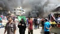 Nổ bom rung chuyển Baghdad, hơn 50 người thương vong