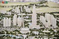 TP Hà Nội lên 2 phương án quy hoạch hai bên sông Hồng