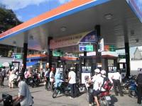 Chiều nay, giá xăng dầu giảm sâu