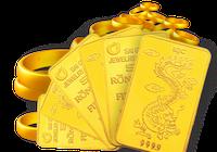 Vàng tăng lên 37,4 triệu đồng/lượng