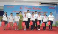 Vedan Việt Nam tuyên dương 700 con em công nhân viên có thành tích xuất sắc trong học tập