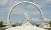 Khánh thành Khu Tưởng niệm chiến sỹ Gạc Ma tại Khánh Hòa