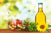 Thêm dầu thực vật vào rau củ giúp chống ung thư