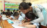Giáo viên hợp đồng không hưởng phụ cấp thu hút