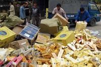 Có được mua thanh lý hàng hóa bị tịch thu để tái chế?