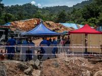 Sạt lở đất tại Malaysia khiến 11 người thiệt mạng và mất tích
