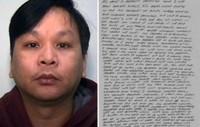 Bức thư tay vạch trần tội ác nam y tá đầu độc 19 bệnh nhân