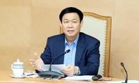 Phó Thủ tướng Vương Đình Huệ đưa ra một loạt yêu cầu liên quan tới vụ việc đánh bạc nghìn tỷ