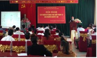 Vĩnh Phúc: Chủ động đến người dân qua các cuộc trợ giúp pháp lý tại cơ sở