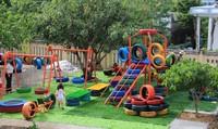 Hỗ trợ trang thiết bị 20 điểm vui chơi giải trí cho trẻ em