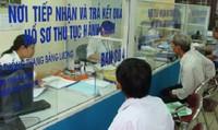 TP Hồ Chí Minh: Hiệu quả trong công tác cải cách thủ tục hành chính