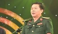 Biểu dương thành quả Xây dựng môi trường văn hóa của LLVT huyện Tân Hưng
