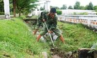 Lực lượng vũ trang Quân khu 7 nỗ lực phòng chống dịch sốt xuất huyết