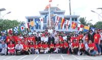 Kiều bào 22 quốc gia và vùng lãnh thổ tự hào được ra thăm Trường Sa